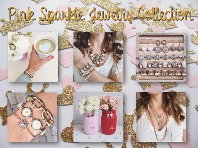 Pink Sparkle Collections