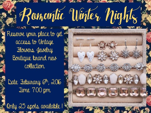 Romantic Winter Nights Promo