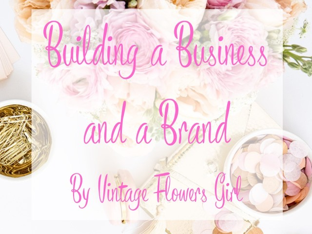 Building Business and a Brand Image