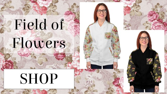 Field of Flowers Jackets