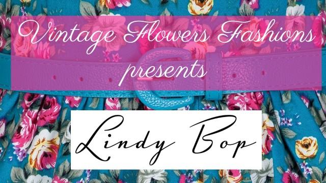 Lindy Bop Banner