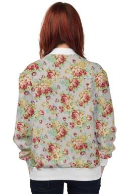 Vintage Floral Jacket 4